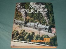MODEL RAILROADS (Hollingsworth 1981)